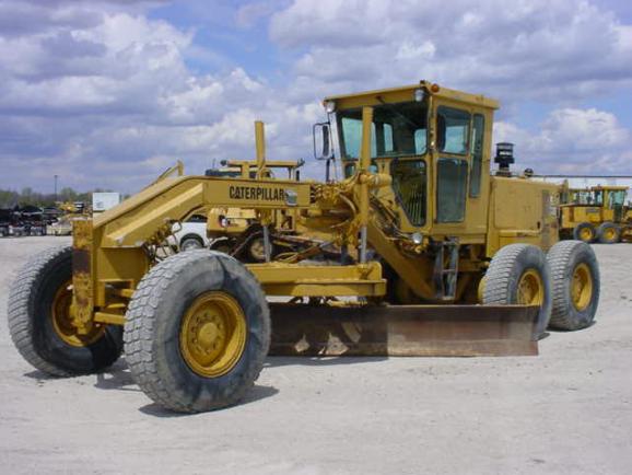 Cat 140G 072V15502