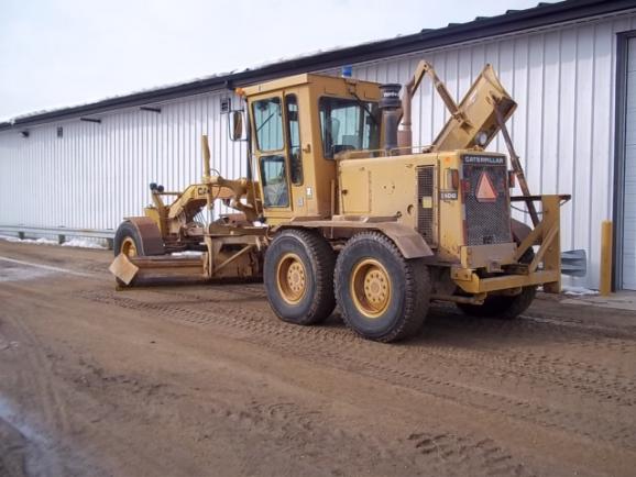 Cat 140G 72V10972