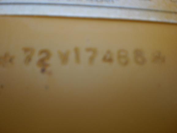 Cat 140G 072V17488