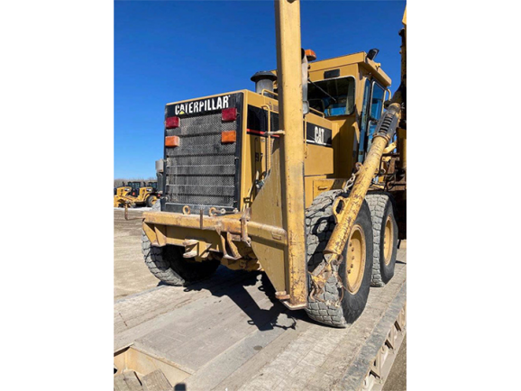 Caterpillar 140H 2ZK08001