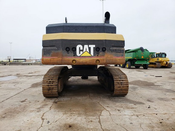 Caterpillar 345BL ALB00342