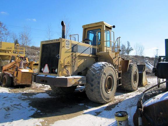 Cat 980C 63X01975