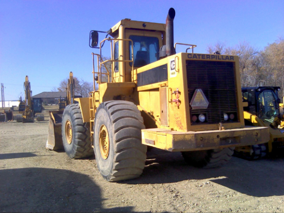 Cat 980C 63X04259