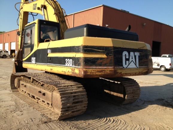 Cat 330L 8FK00123