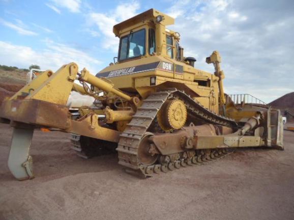 Cat D9N 6XJ00609