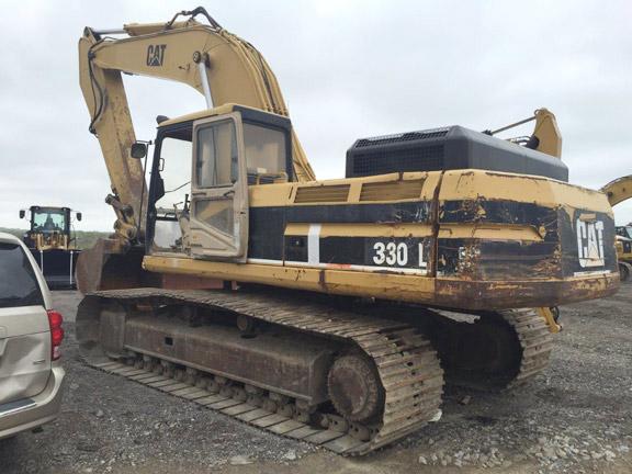 Cat 330L 6WJ00281