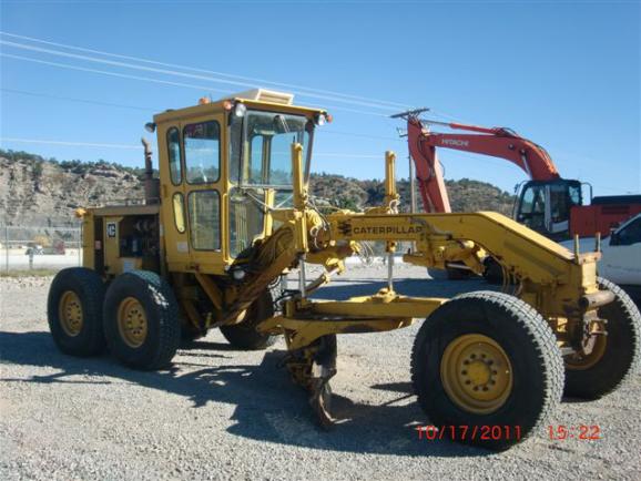 Cat 140G 72V0540