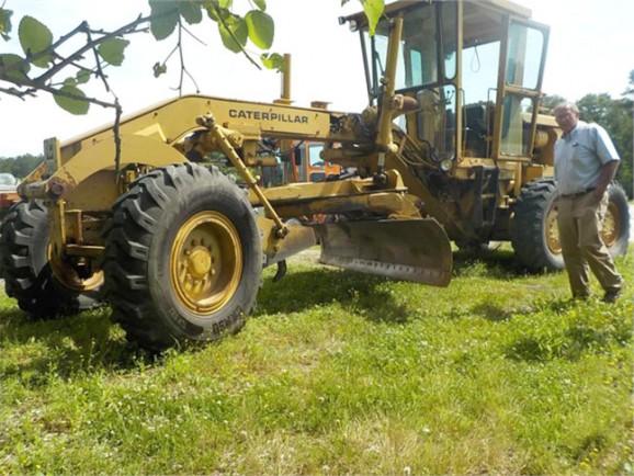 Caterpillar 12G 61M00917