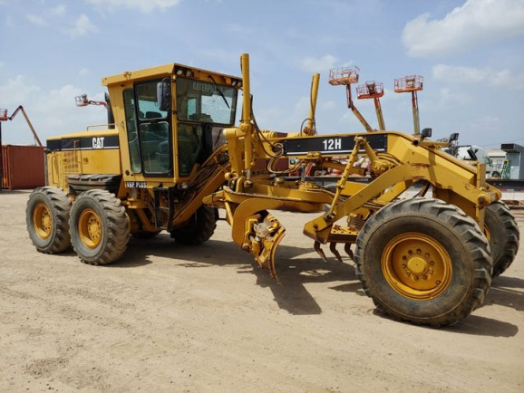 Caterpillar 12H AMZ00547