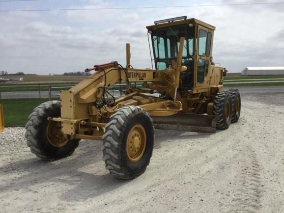 Caterpillar 140G 72V04375