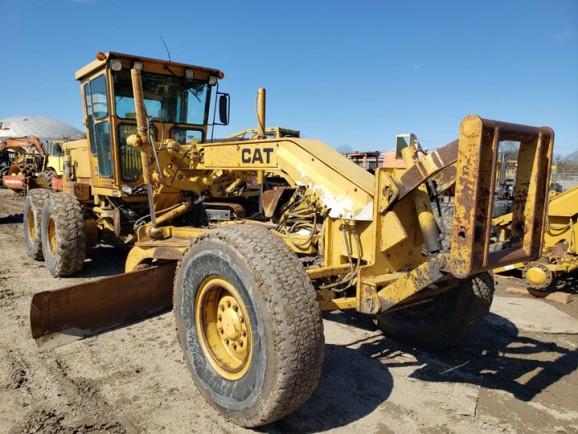 Caterpillar 140G 72V11023