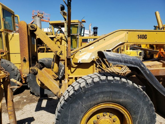 Caterpillar 140G 72V12722