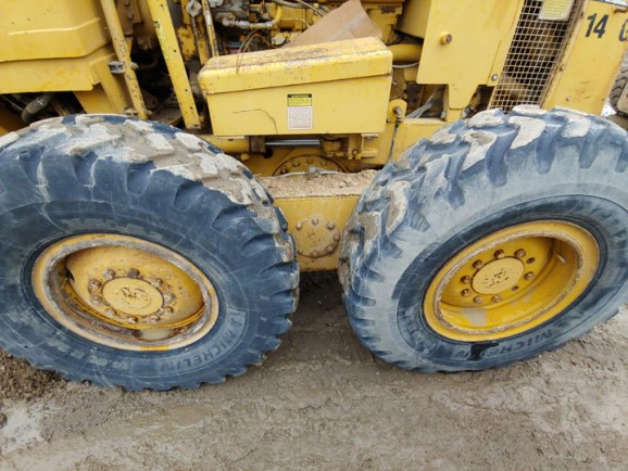 Caterpillar 140G VHP 72V11085