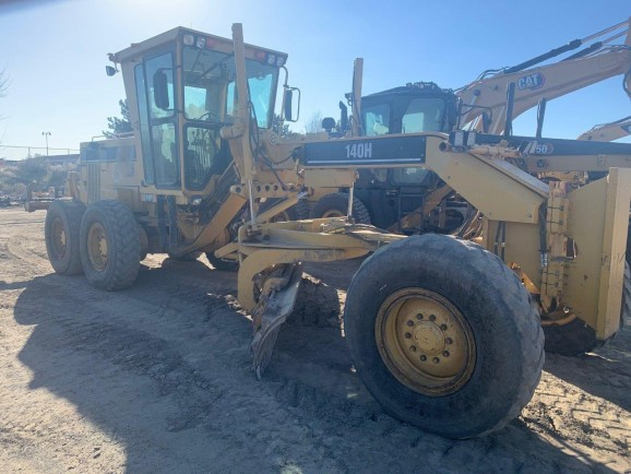 Caterpillar 140H 2ZK03638