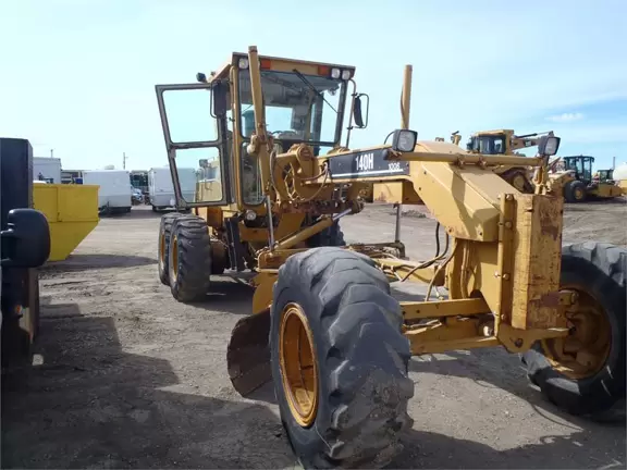 Caterpillar 140H 2ZK04366