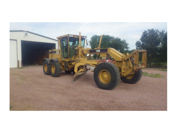 Caterpillar 140H 2ZK04409