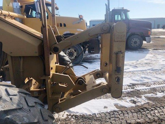 Caterpillar 140H 2ZK07802