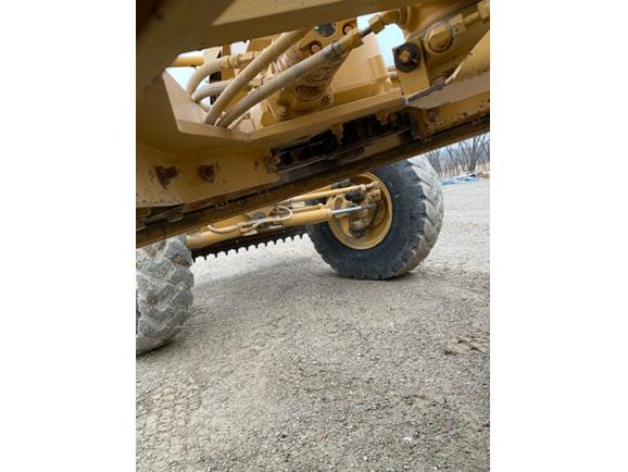 Caterpillar 140H 2ZK7038