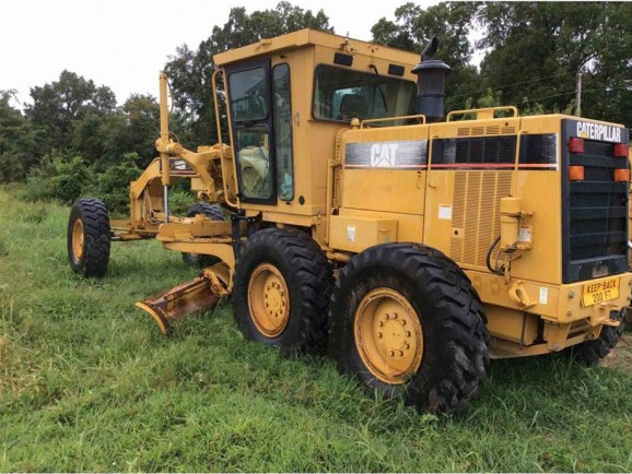 Caterpillar 140H 9TN01290