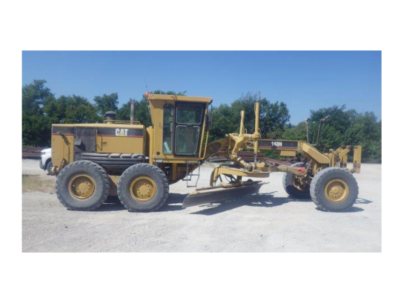 Caterpillar 140H CCA00884