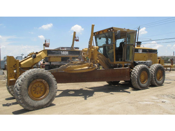 Caterpillar 140H CCA02021