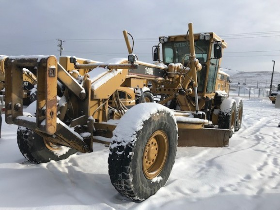 Caterpillar 140H CCA03351