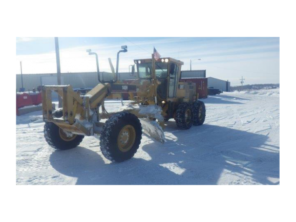 Caterpillar 140H-VHP 9TN01536