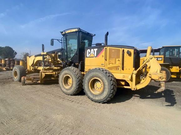 Caterpillar 14M B9J00453