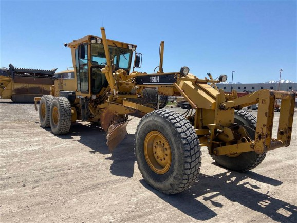 Caterpillar 160H 0ASD00257