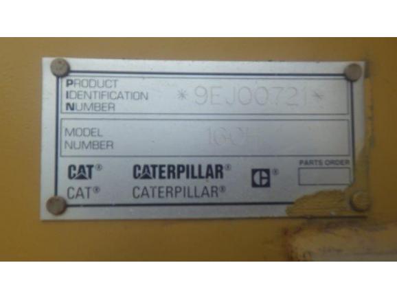 Caterpillar 160H 9EJ00721