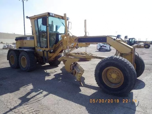 Caterpillar 160H ASD00259