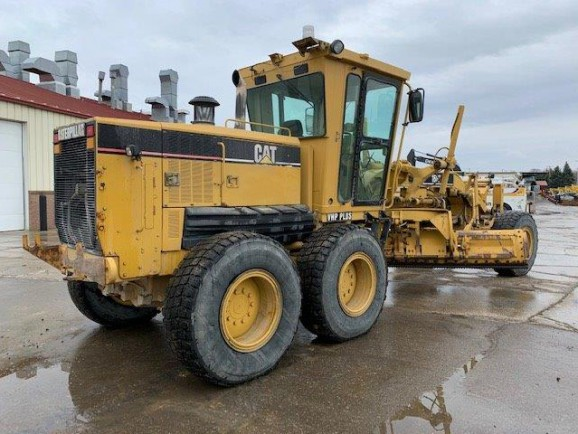 Caterpillar 160H ASD00712