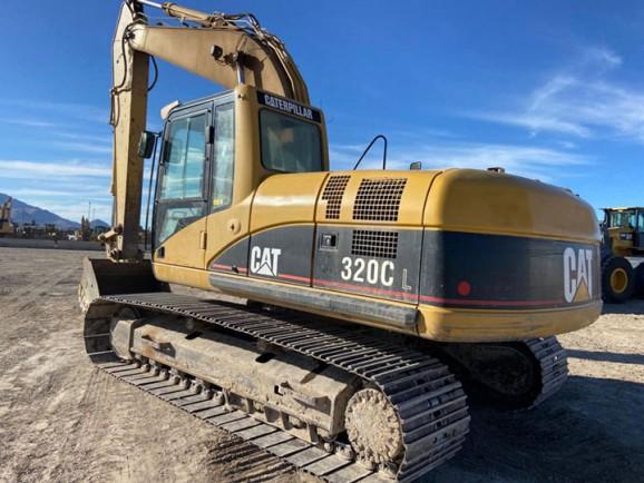 Caterpillar 320CL PAB01831