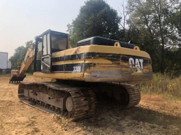 Caterpillar 330BL 6DR02877