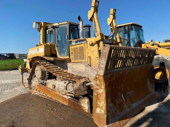 Caterpillar D7R 02HR00900