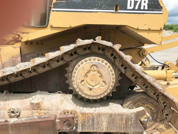 Caterpillar D7R 2EN00370