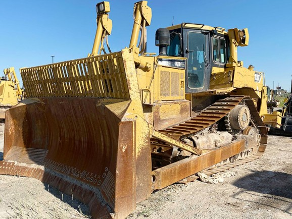 Caterpillar D7R II 0AGN01804