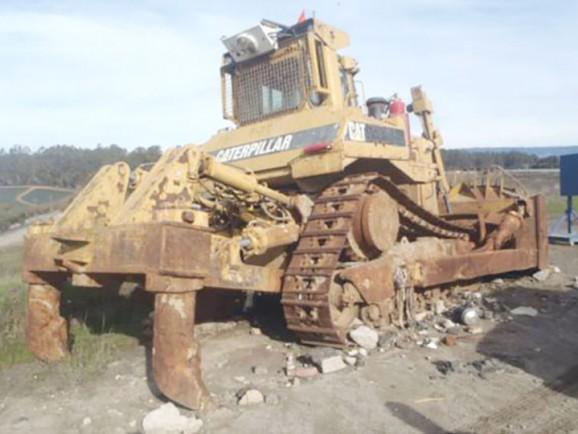 Caterpillar D9N 1JD7753