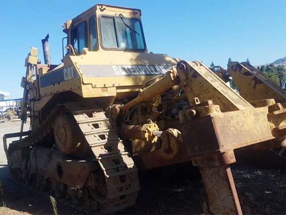Caterpillar D9N 1JD07753