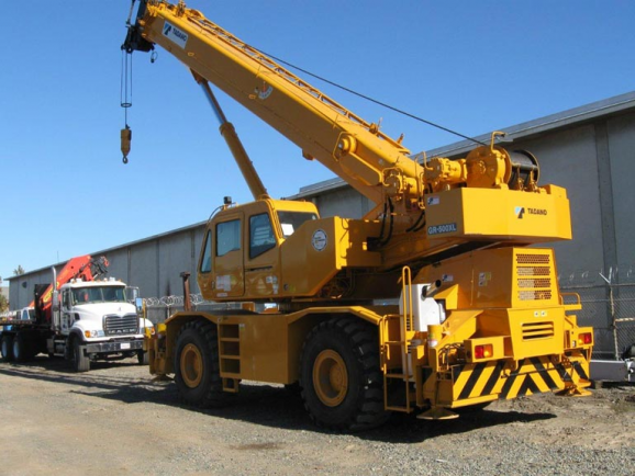 Tadano Cranes GR500XL -