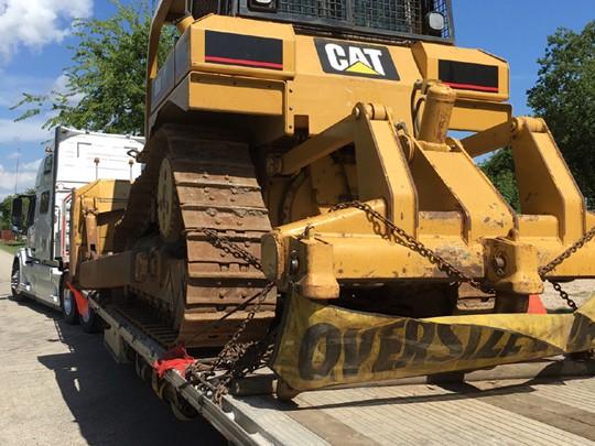 Cat D6R-XL GJB00707