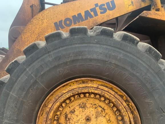 Komatsu WA600-6 61148