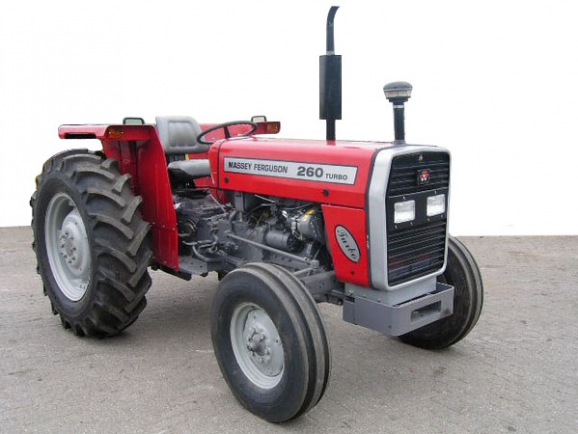 Massey Ferguson 260-60 260-60 HP TURBO