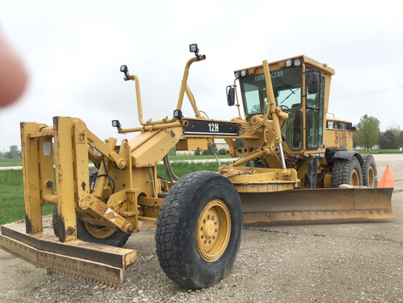 Caterpillar 12H AMZ00545