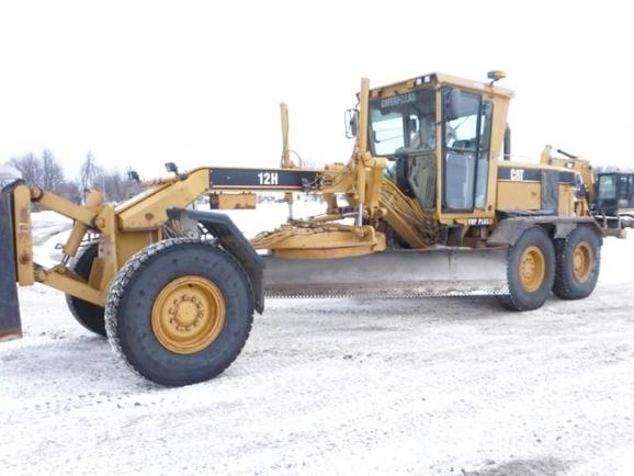 Caterpillar 12H AMZ01025