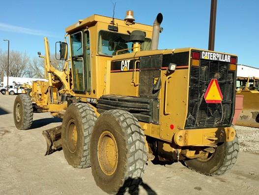 Caterpillar 12H CBK00492