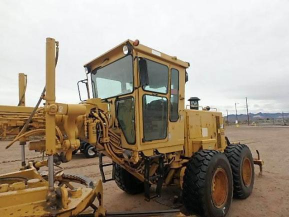 CAT 140G 072V15639