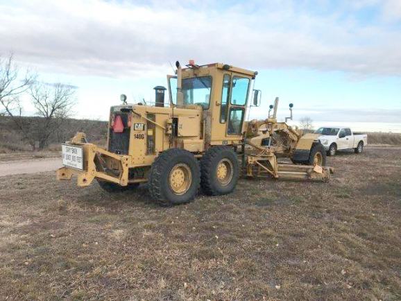 Caterpillar 140G 5MD02727