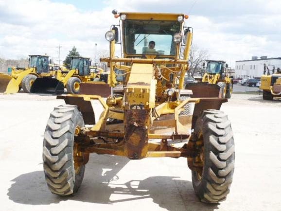 CAT 140G 72V09591