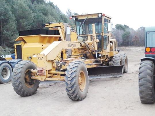 Caterpillar 140G 81V382